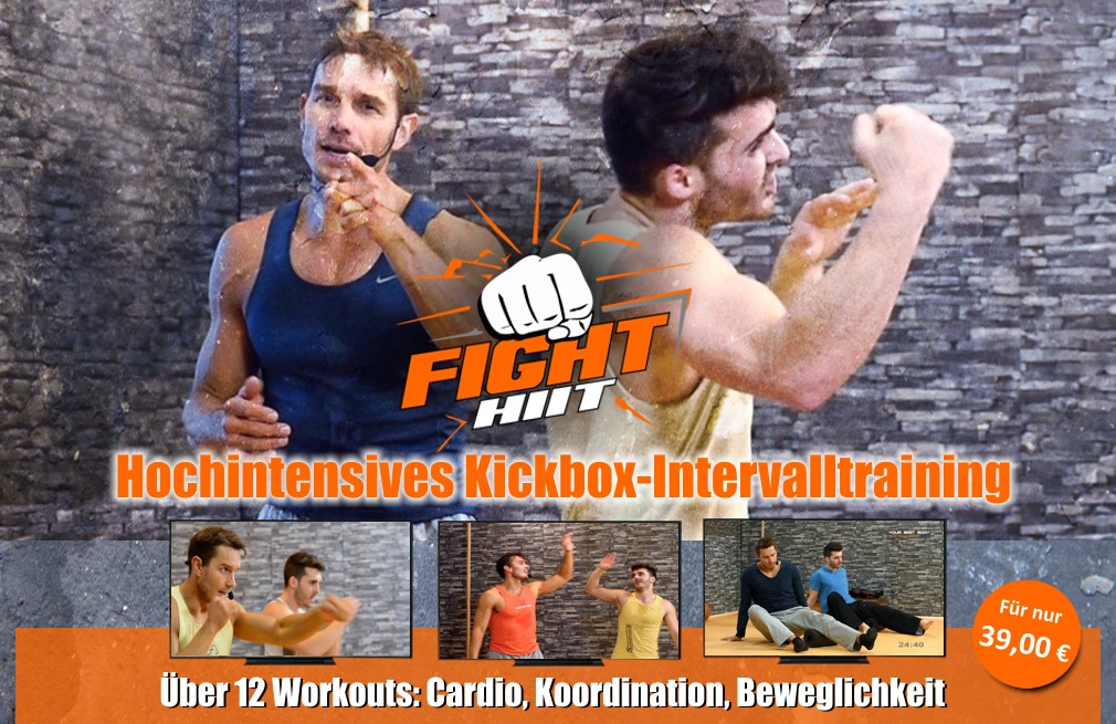 Kickbox - Workout Onlinekurs