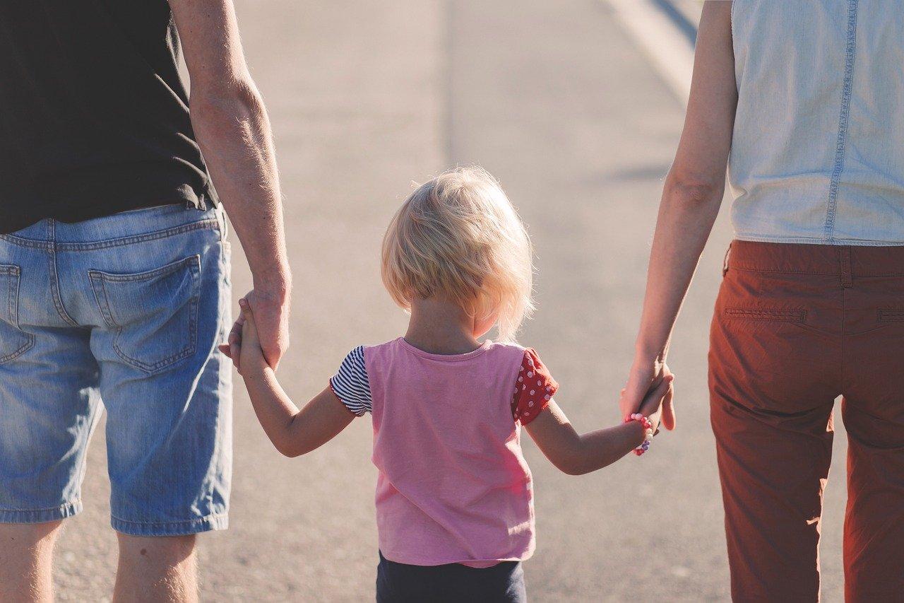 Einfluss der Eltern auf das Abnehmen