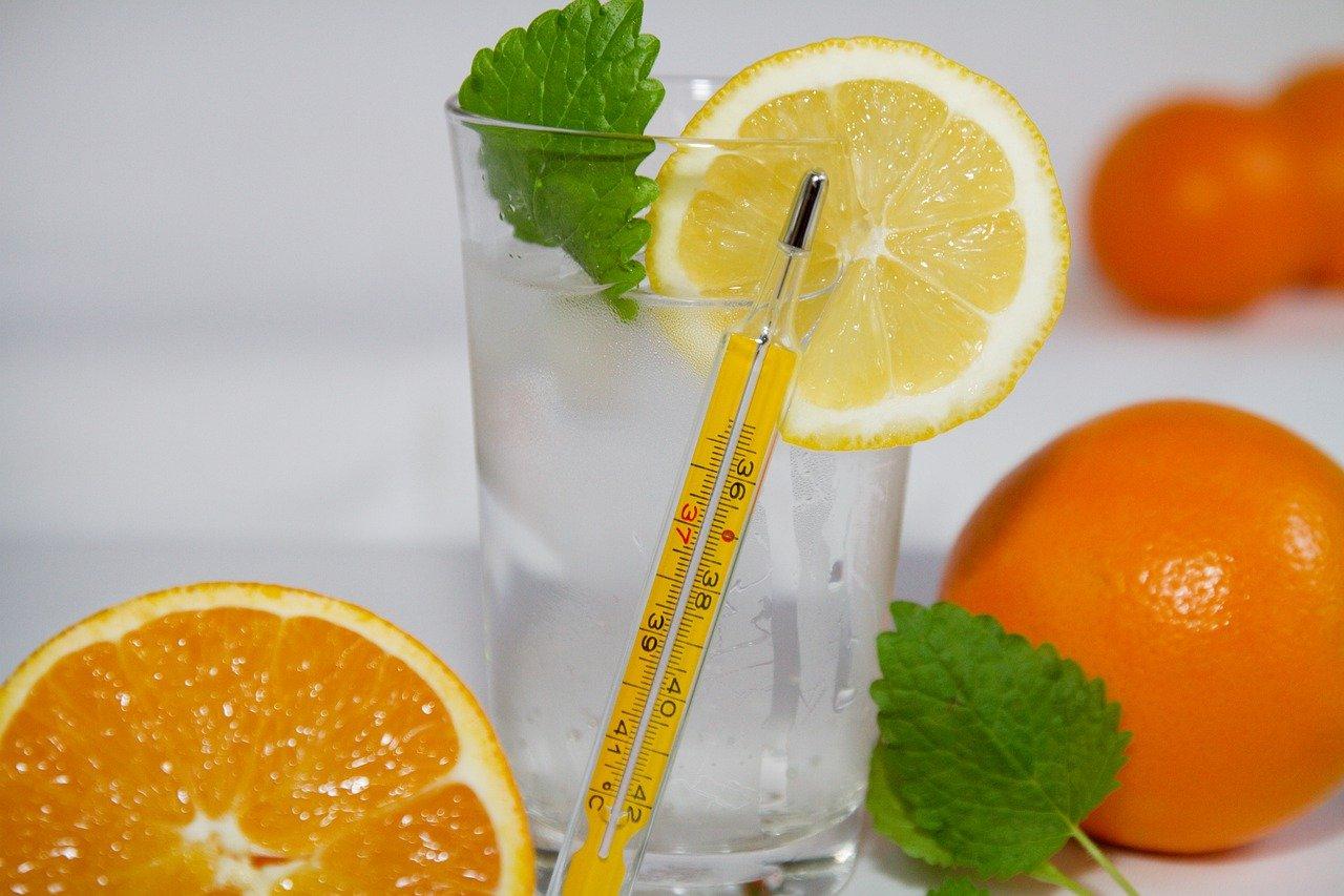 Vitamin C - starkes Immunsystem
